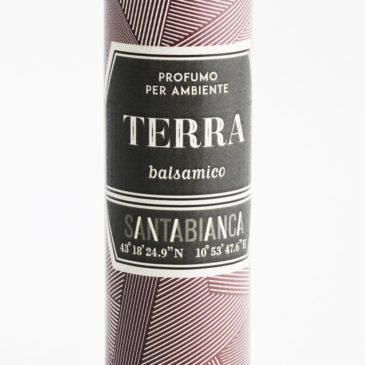 TERRA (BALSAMIC) Home fragrance