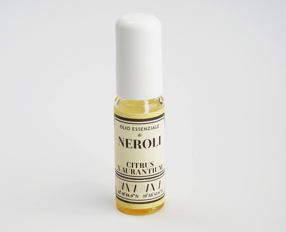 Neroli essential oil-1
