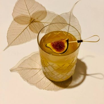 Cocktail d'Autore: Autumn Swing di Guillermo Pittalunga